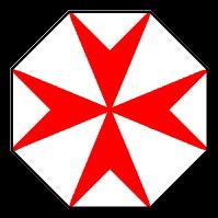 La Croce delle Otto Beatitudini