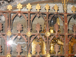 Cripta della Basilica di Saint-Maximin