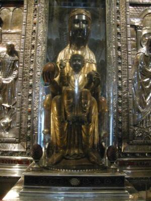 La Vergine Nera di Montserrat