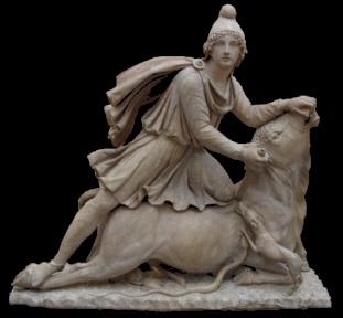 Statua di Mitra (British Museum)